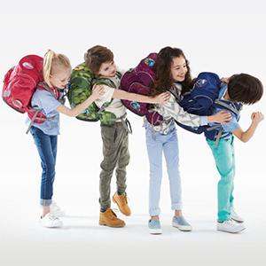 Bei Ergobag gibt es den passenden Begleiter für den Kindergarten, die Vorschule, die Grundschule und die weiterführende Schule.