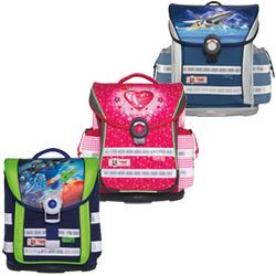 Schulranzen ErgoLight Compact, Schulranzen ErgoLight Plus und Schulranzen ErgoLight 912