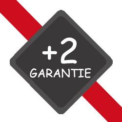Bei Take it Easy gibt es neben der Gewährleistung zusätzlich 2 Jahre Garantie.