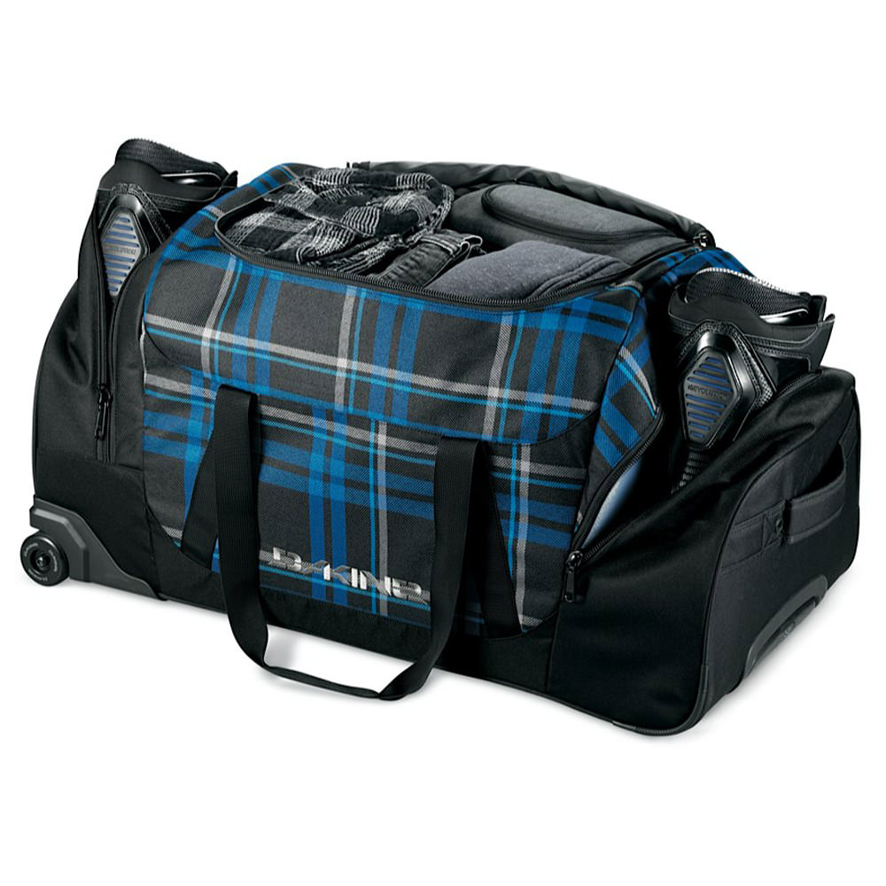 wheeled duffle 58l von dakine. Black Bedroom Furniture Sets. Home Design Ideas