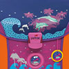<span>DerDieDas Motiv: Dolphin Sunset</span>