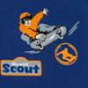 <span>Scout Motiv: Nightblue Stone</span>