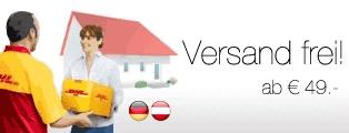 Versand frei ab 49€ innerhalb Deutschland und Österreich