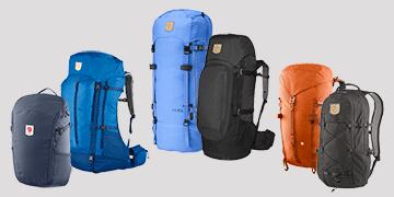 fjaell raeven Serie Backpacks